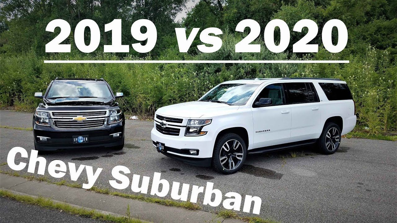2020 Chevrolet Suburban Pleasant To My Personal Web Site In