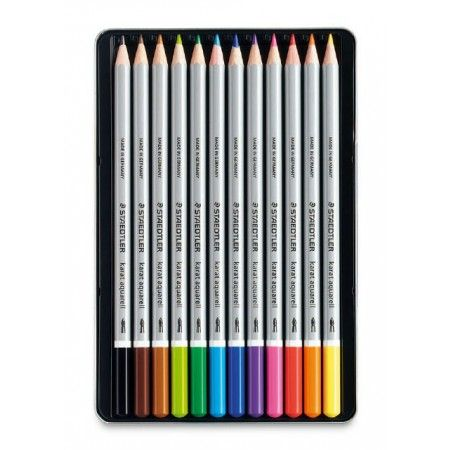 Staedtler Karat Aquarell Watercolor Pencil Sets Staedtler Karat