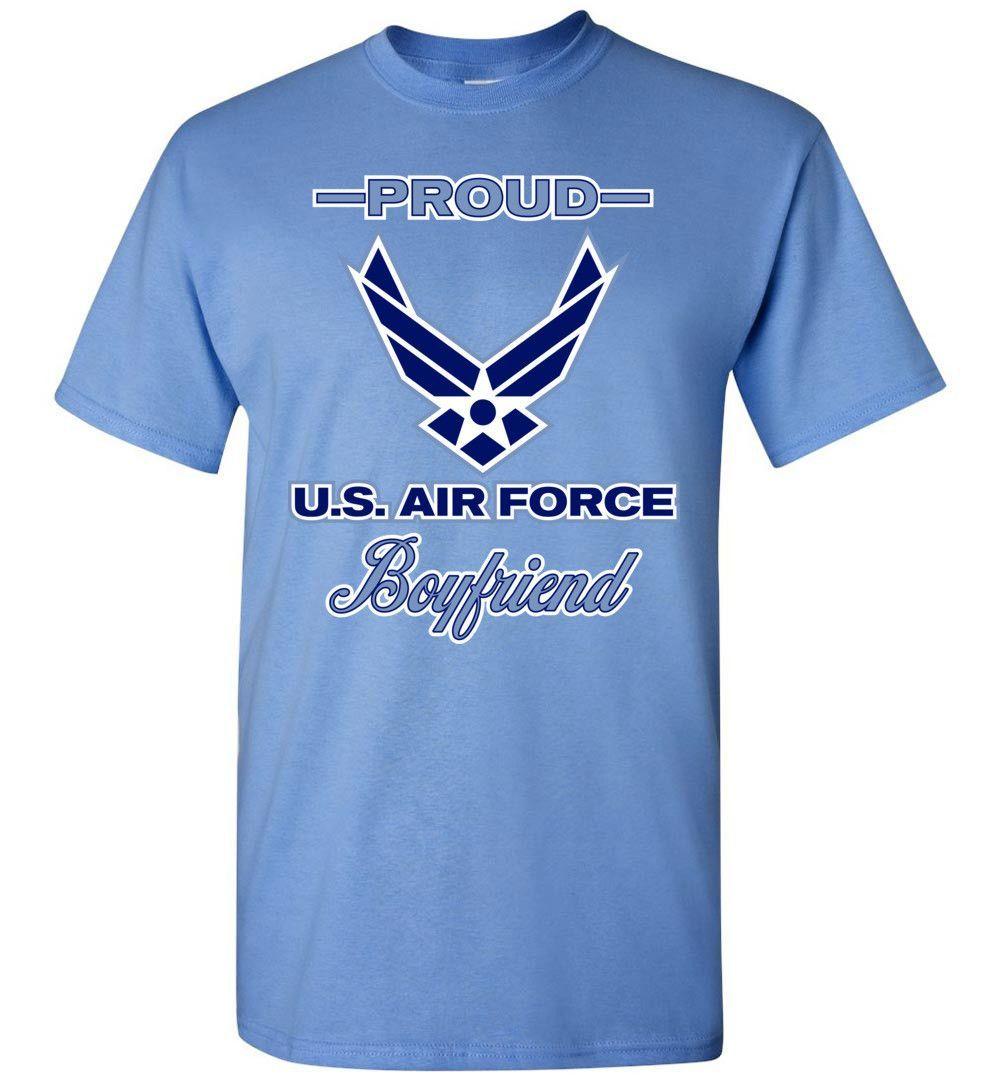 Proud U.S. Air Force Boyfriend Gildan T-Shirt