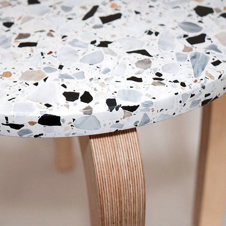 Terrazzo Table Details Terrazzo Wooden Dining Tables Terrazzo Tile