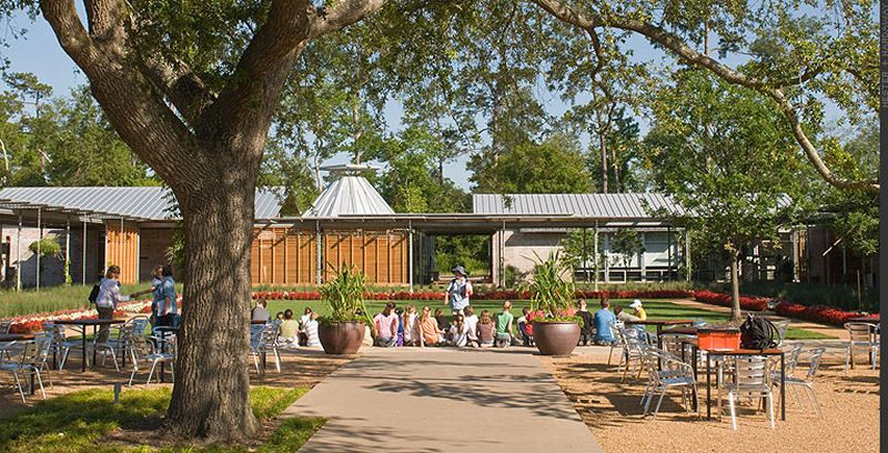 Shangri La Botanical Gardens Nature Center In Texas United States Open Space Pinterest