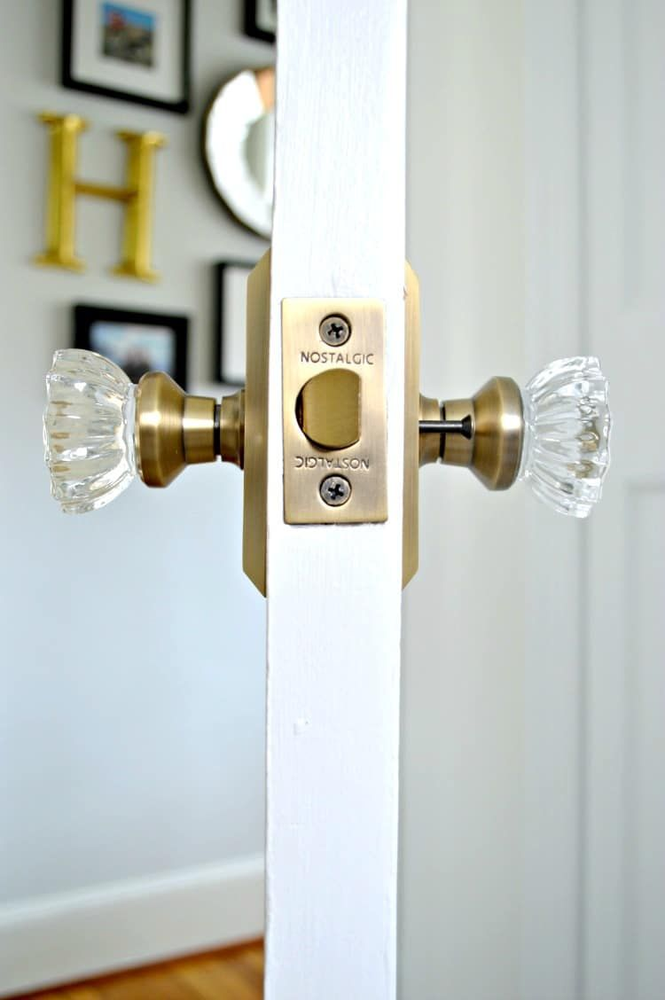 Pin On Crystal Doorknobs From Nostalgic Warehouse