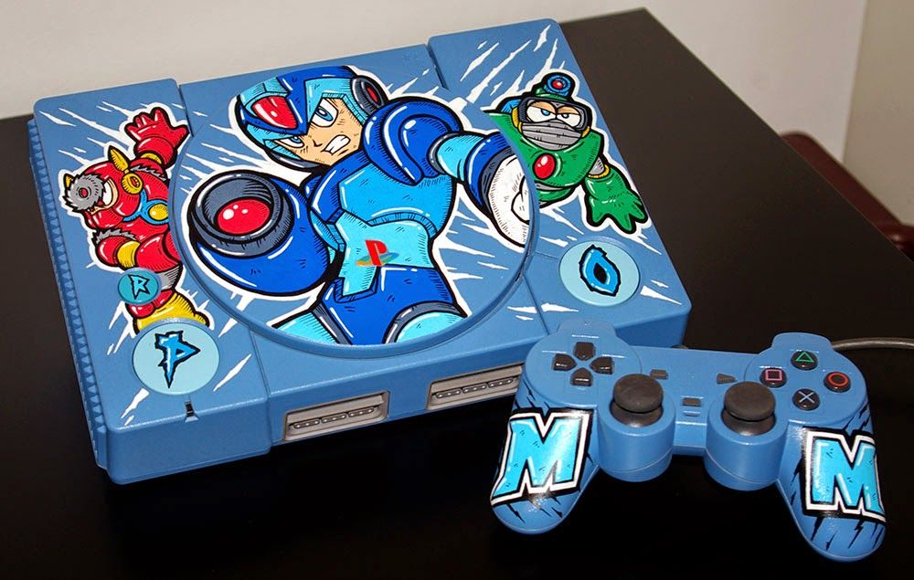 Conheça os impressionantes consoles customizados de Oskunk 35ed8a7531f3814b73feb98a1db3823e
