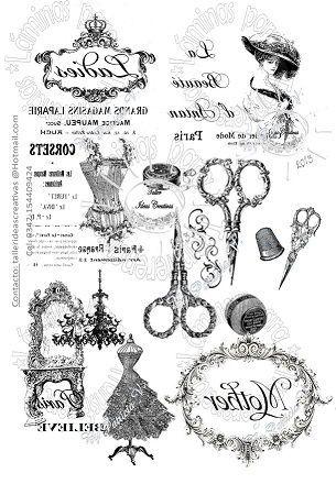 Laminas Para Transferir En Madera Buscar Con Google Transferencias De Imágenes Imágenes Vintage Imprimir Sobres