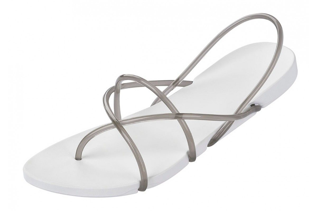 a6b25ac53 Ipanema Starck Thing G White Smoke Women's Flip Flops | -wantlist in ...