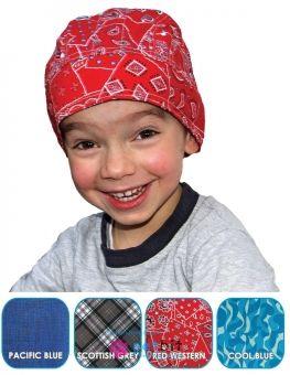 Aqua Coolkeeper Kopftuch Kopfk 252 Hler Kids Scullycap
