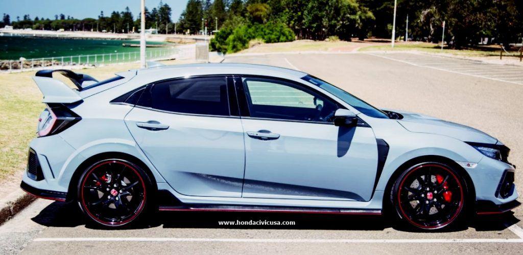 Image Result For 2019 Honda Civic Type R Hatchback Sports Edition Rocket Bunny Honda Civic Type R Honda Civic Civic