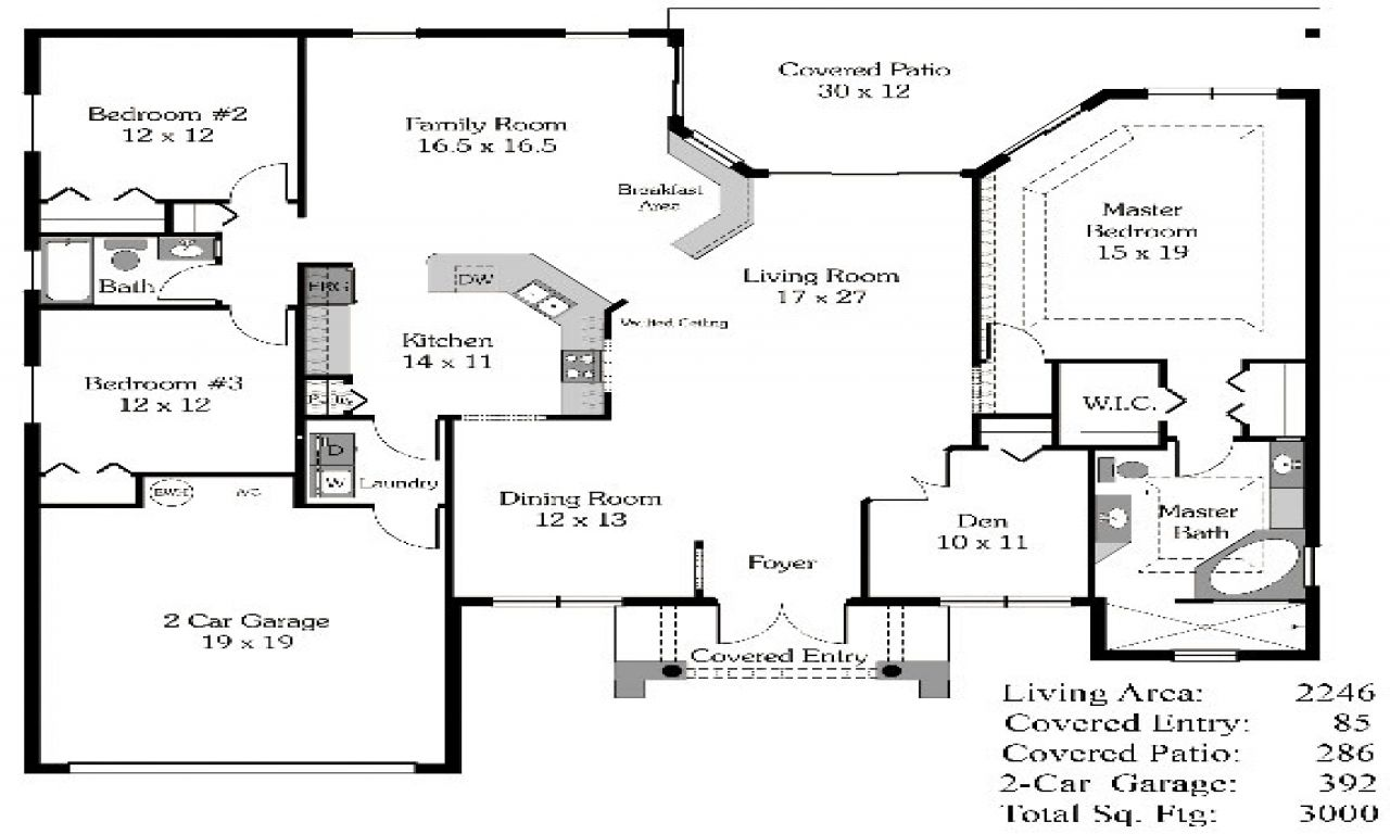 Related image Open floor house plans, Open house plans