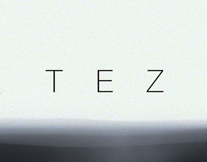 """Check out new work on my @Behance portfolio: """"T E Z 'Circle Maker'"""" http://on.be.net/1PdCLxY"""