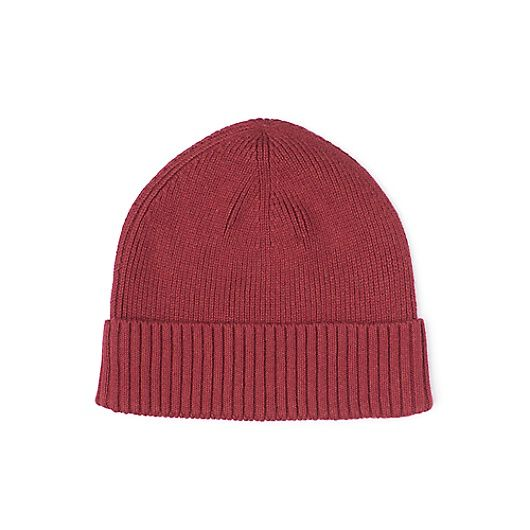 Tommy Hilfiger men's hat. A cool-weather essential-our signature cap in a soft and warm knit.• 95% cotton, 5% cashmere.• Machine washable.• Imported.