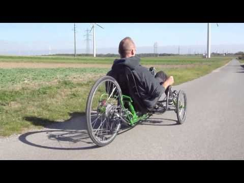 Steintrikes official web pages -=- trike and recumbent place