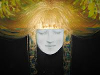 """I dared to dream"", mixed media (detail), by pinterest.com/miiairene"