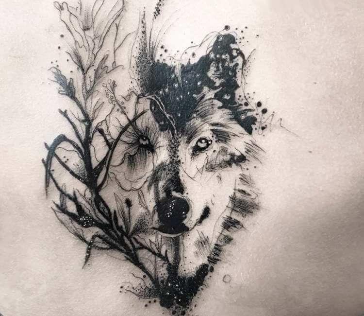 Wolf Tattoo By Darek Tattoo Post 22440 Wolf Tattoo Sleeve Wolf Tattoos Wolf Tattoo Design