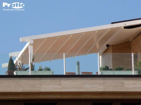 Terrazza con ringhiera o mattoni cerca con google idea casa pinterest ringhiera mattoni - Gazebo terrazzo vento ...