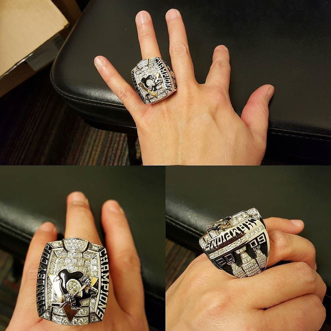 Instagram Photo By Lisa Hill May 2 2016 At 12 54am Utc Championship Rings Rings Pittsburgh Penguins