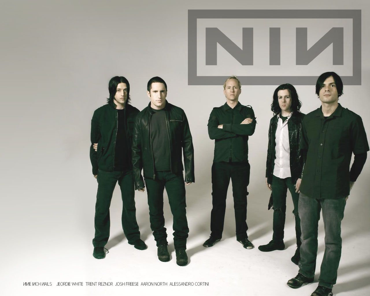 The project apparently has the full support of Nine Inch Nails ...