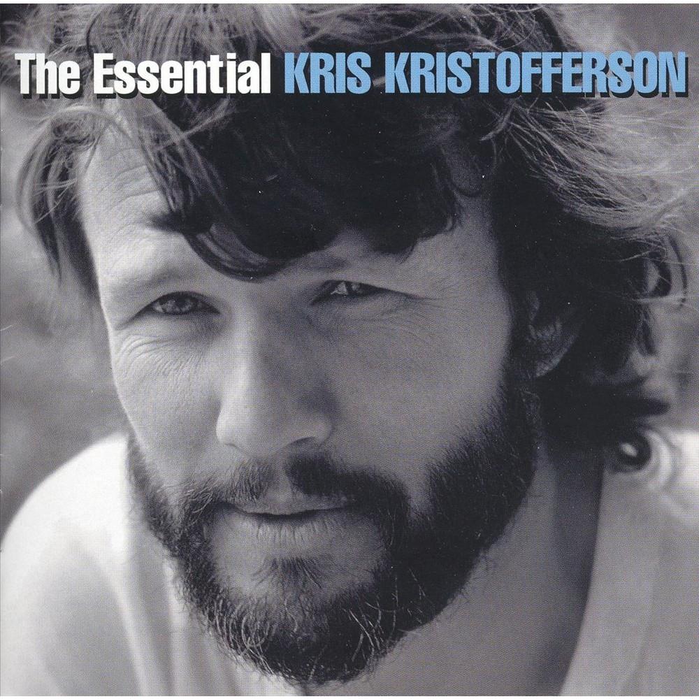 Kris Kristofferson - The Essential Kris Kristofferson (CD)