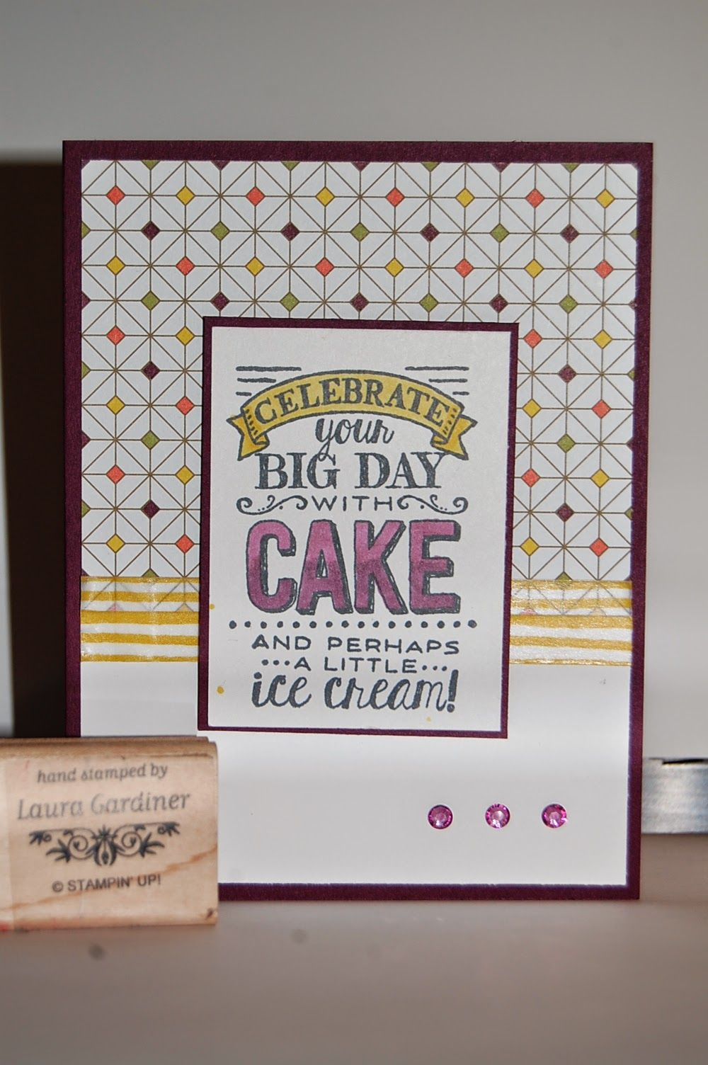 Idlewood Cards: Today's the Big Day!!! Stampin' Up! Sale-a-bration 2015