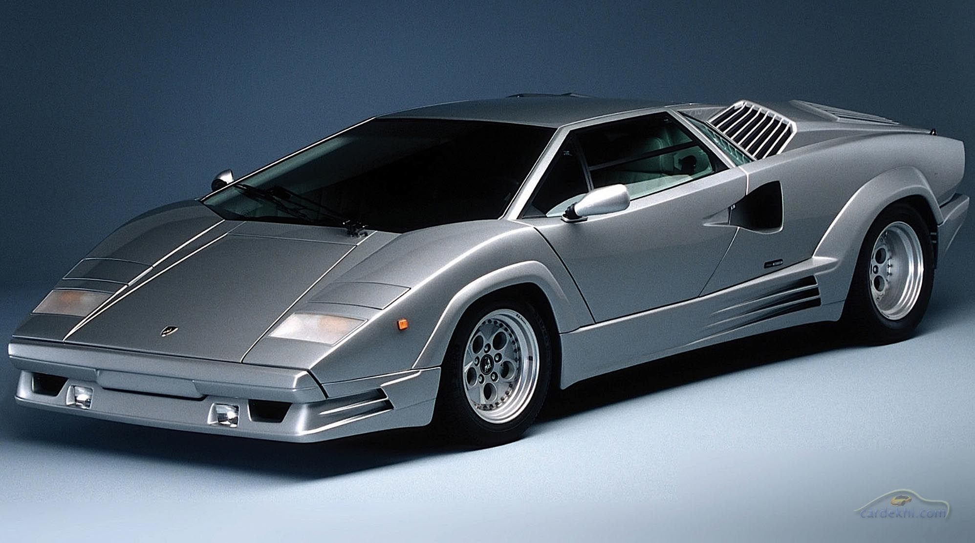 The Historic Lamborghini Countach Vintage Amp Classic