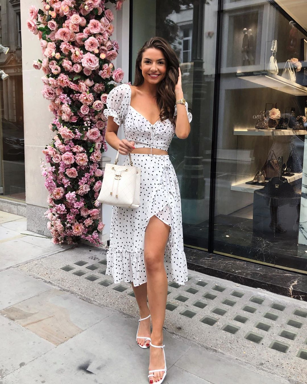 """Photo of Sophie Knight on Instagram: """"When the sun FINALLY shines in London and you get to wear your new summer outfits ❤️ #gifteditems"""""""