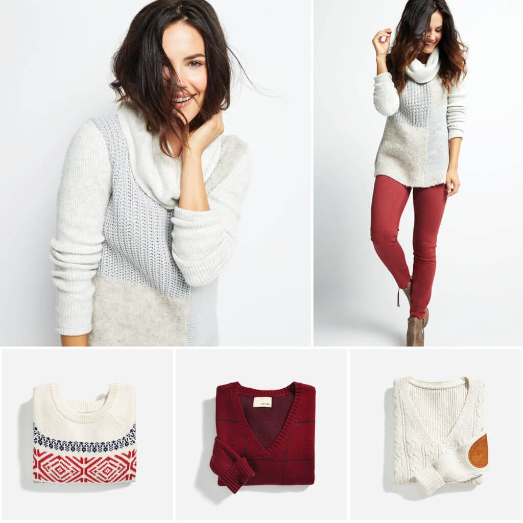 Your Guide to Fall Sweaters | Stitch, Inspiration and Clothes