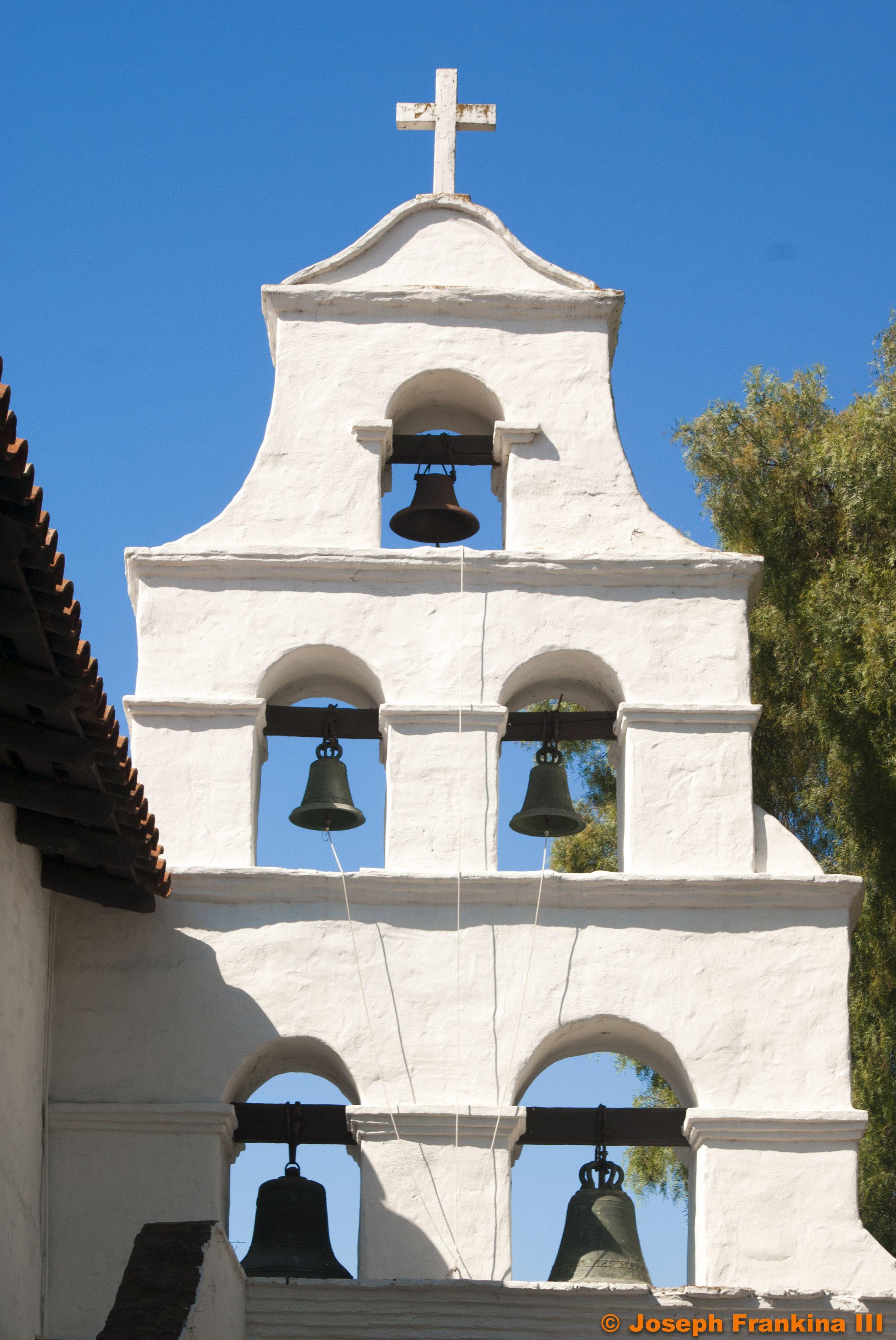 California Missions Along the El Camino Real | Bells ...