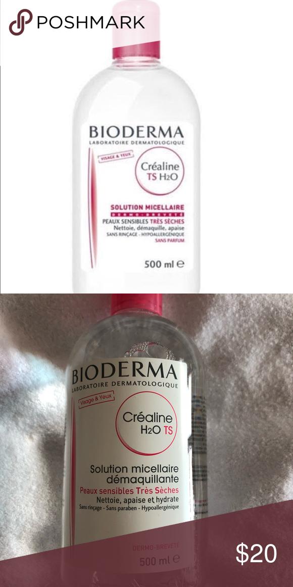 Sensibio Bioderma, Paraben free products, Sensibio