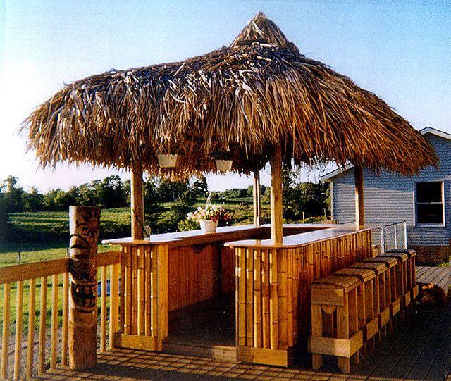 Tiki Bars & Huts Feature:640 x 541 | 203.1 KB | riospools ...