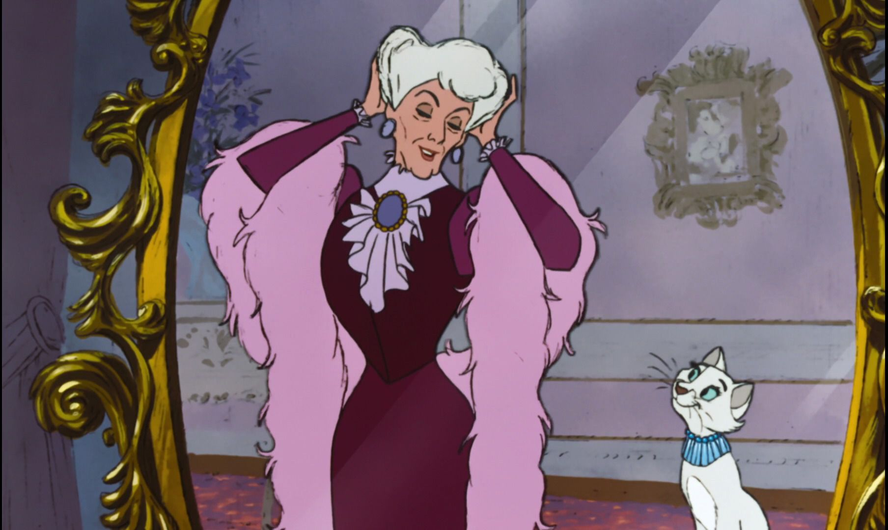 Madame Adelaide Duchess The Aristocats 1970 Classic Disney Aristocats Disney Art