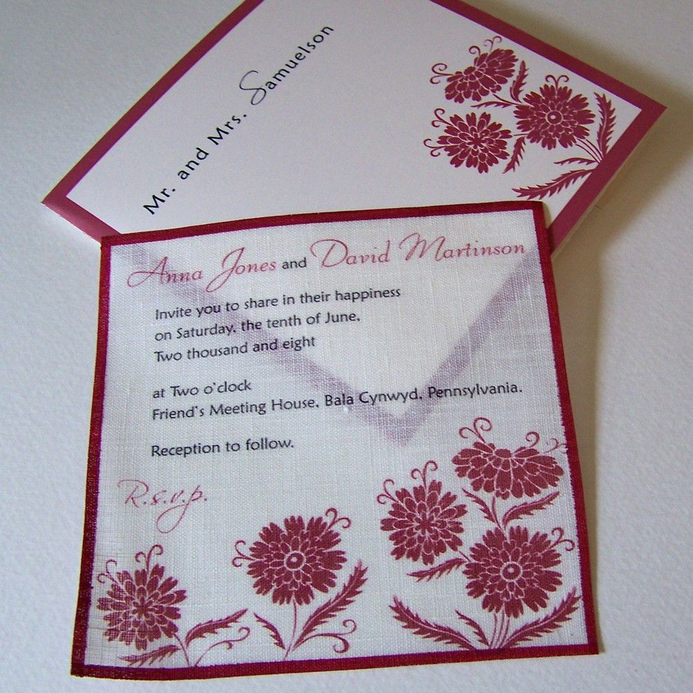 Homemade Wedding Invitation Template: Homemade Cards Honeymoon Bridal Shower