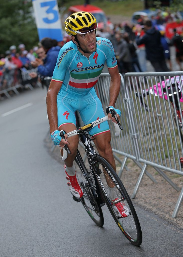 Vincenzo Nibali  Stage 10 Winner