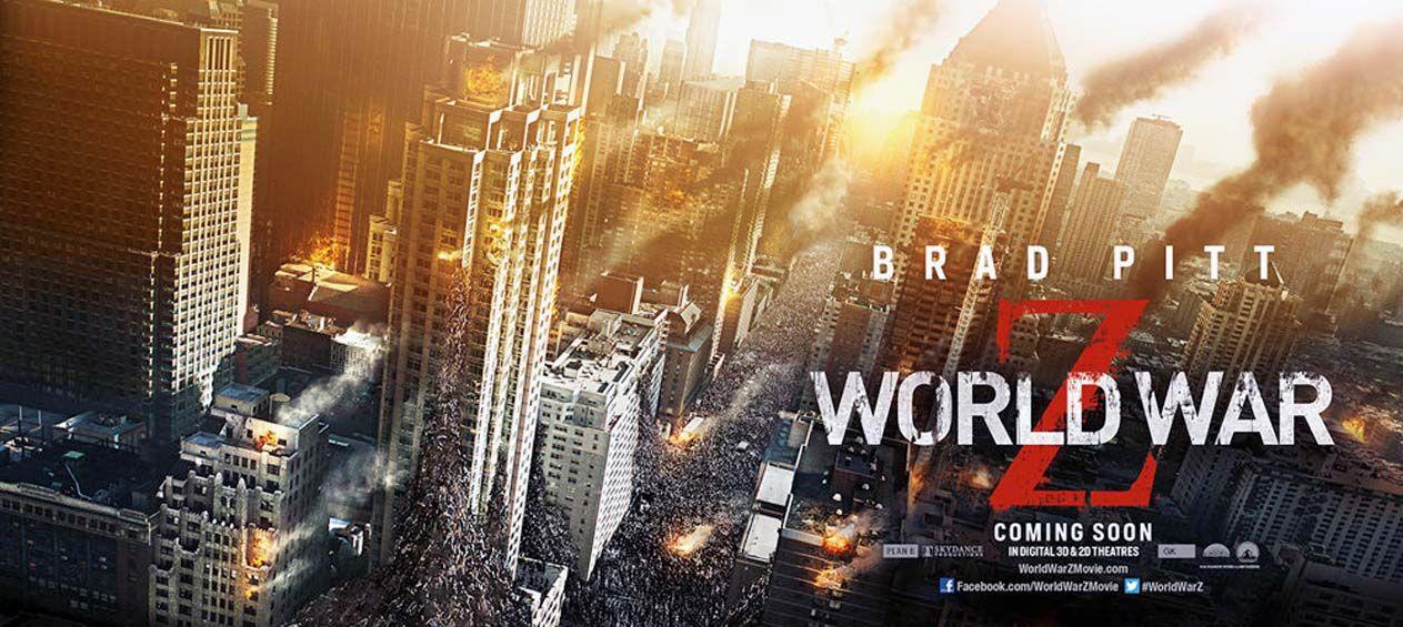 WORLD WAR Z 2: già decisa la data d'uscita del sequel con Brad Pitt