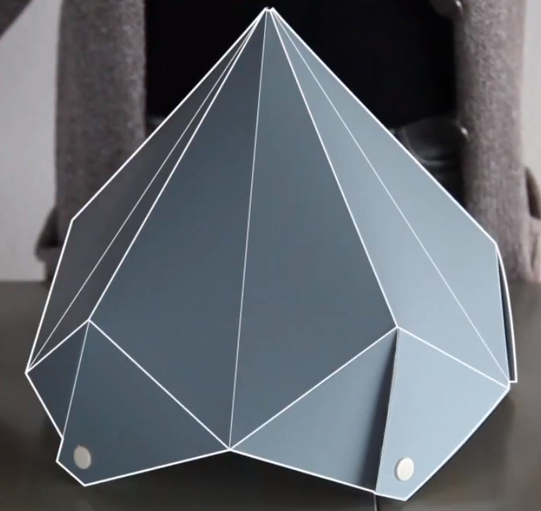 Kids Sedia Origami