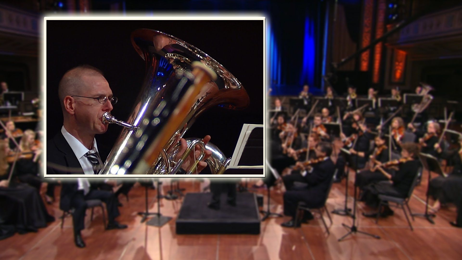 Stravinsky, Firebird (Tuba, Excerpts) Classical music