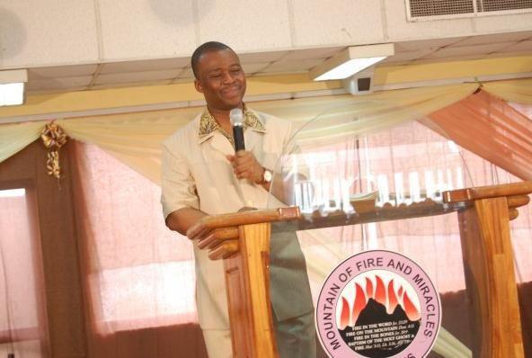 Dr  Daniel Kolawole Olukoya, breaking the stronghold of