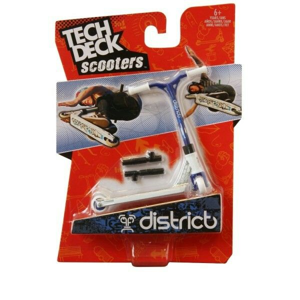 Tech Deck Scooter