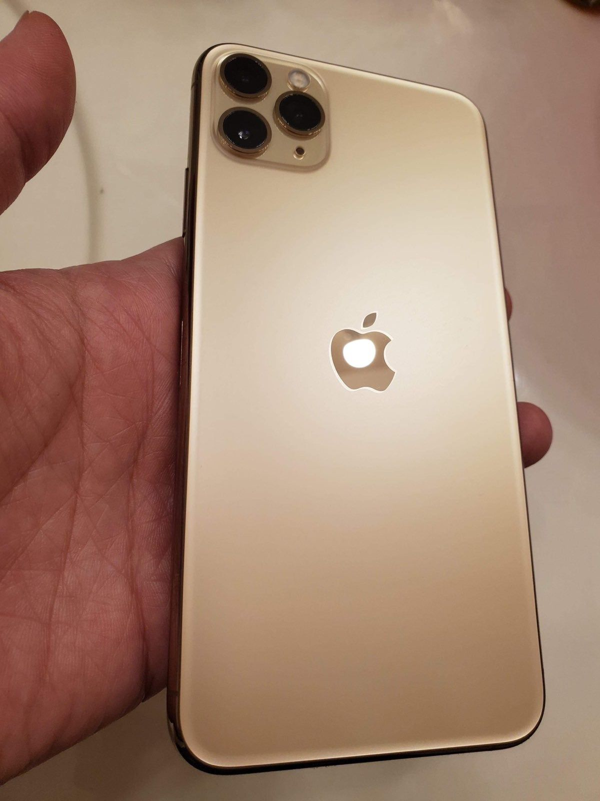 Iphone 11 Pro Max Gold 512 Gb Unlocked In 2020 Gold Iphone Iphone Apple Watch Iphone