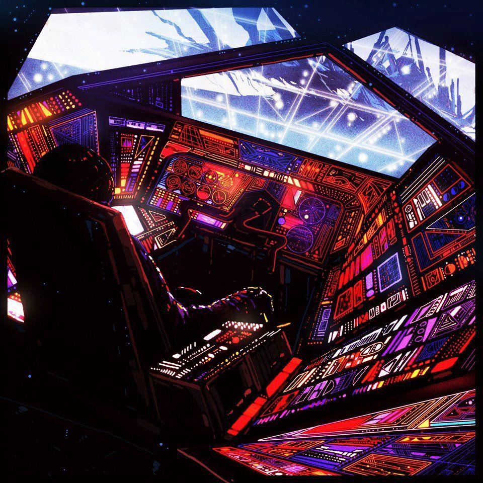 kilian eng 1 board for 1 million things tim e cyberpunk et art. Black Bedroom Furniture Sets. Home Design Ideas