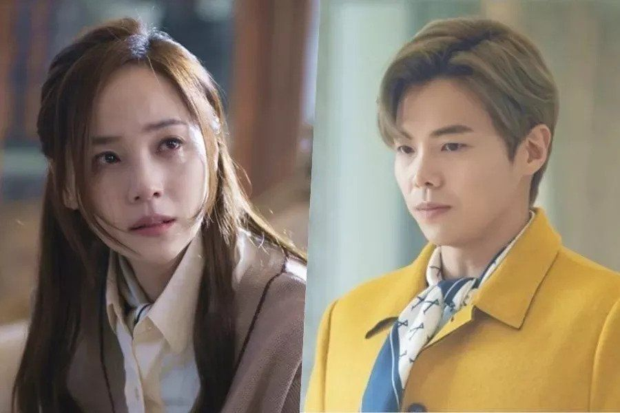 "Eugene And Park Eun Suk Share An Ambiguous Meeting In ""The Penthouse 2"""