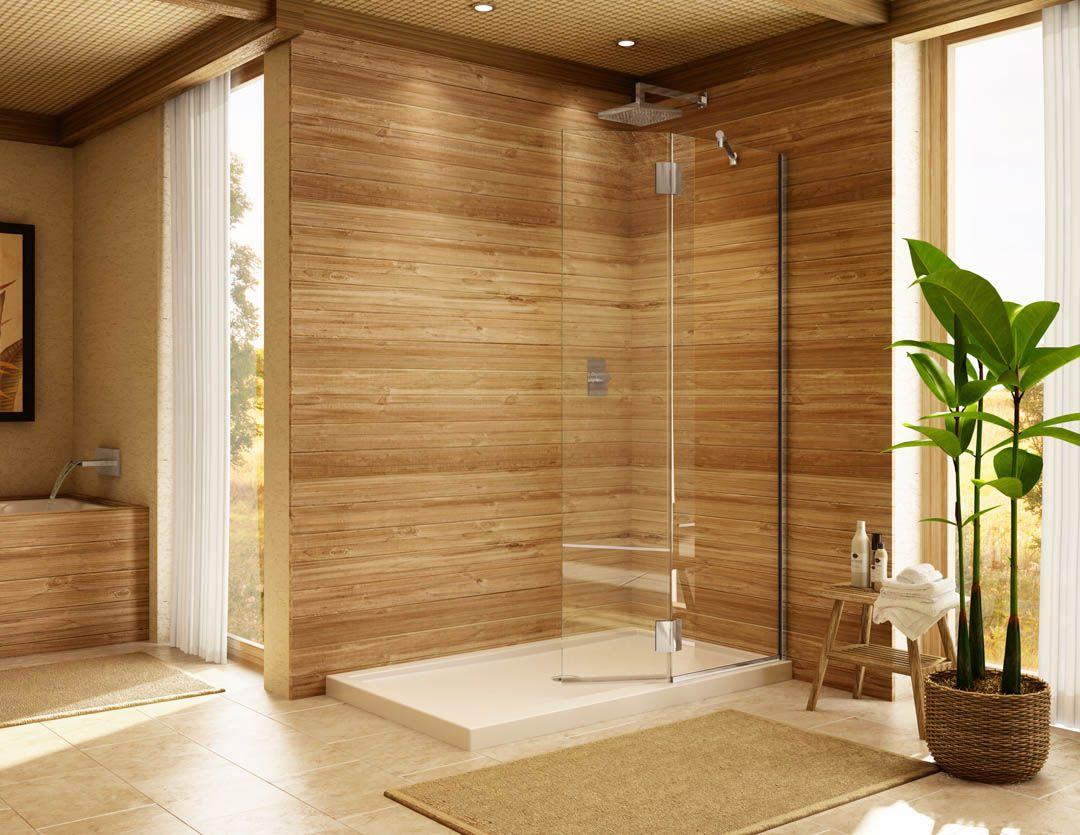 Frameless Glass Shower Barr Residence Frameless Shower Doors