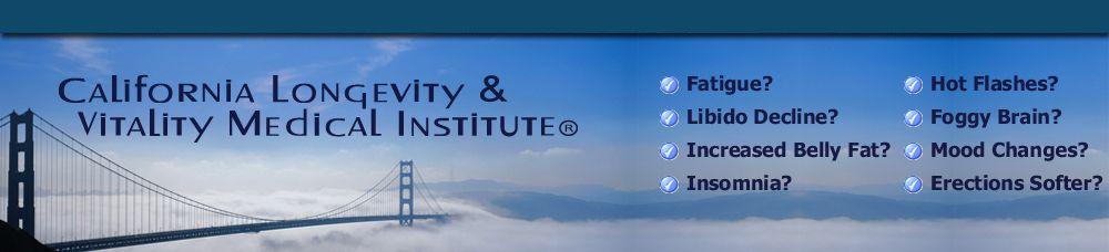 California Longevity and Vitality Medical Institute