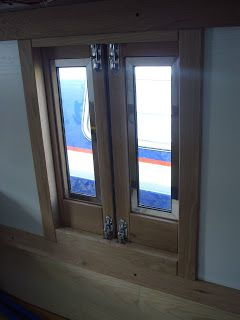 glazed hatch doors to let in more light. : narrowboat doors - pezcame.com