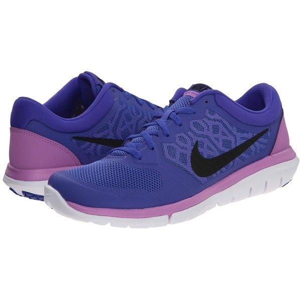 e957357e437c7 Nike Flex 2015 RUN Women s Running Shoes ( 80) ❤ liked on Polyvore  featuring shoes