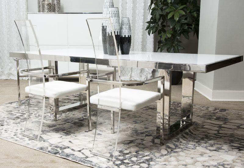 Michael Amini Furniture Designs Amini Com Dining Table