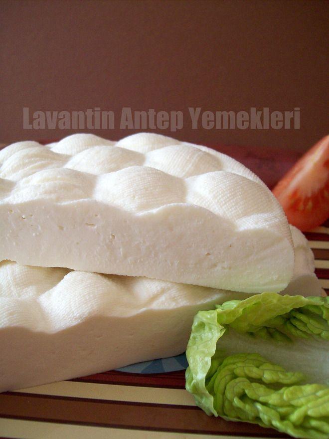 Evde Lor Kıvamında Kahvaltılık Peynir Nasıl Yapılır