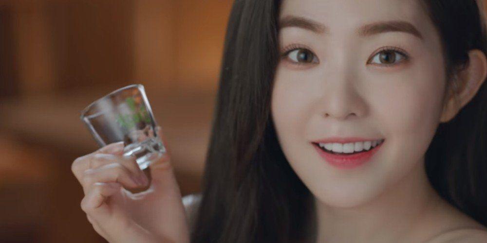 Red Velvet S Irene Reveals How Much Alcohol She Can Drink Red Velvet Alcohol Red Velvet Irene