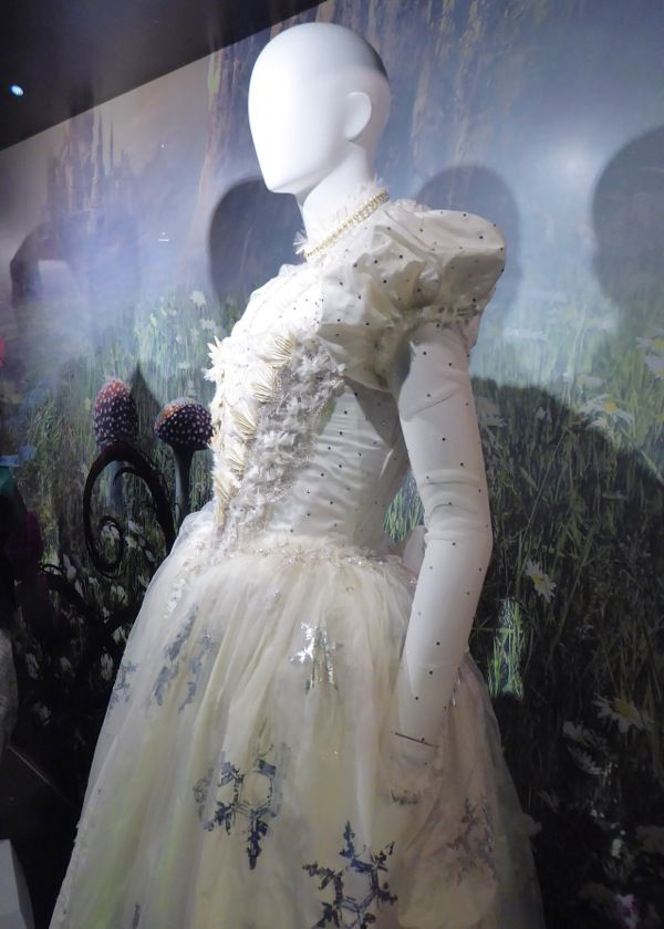 Alice Through The Looking Glass Movie Costumes On Display At D23