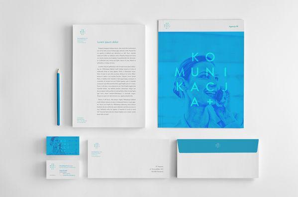 Komunikacja+ by Tomasz Zelmanski, via Behance
