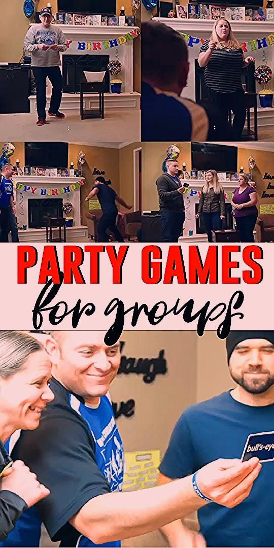 Photo of Best Party Games!