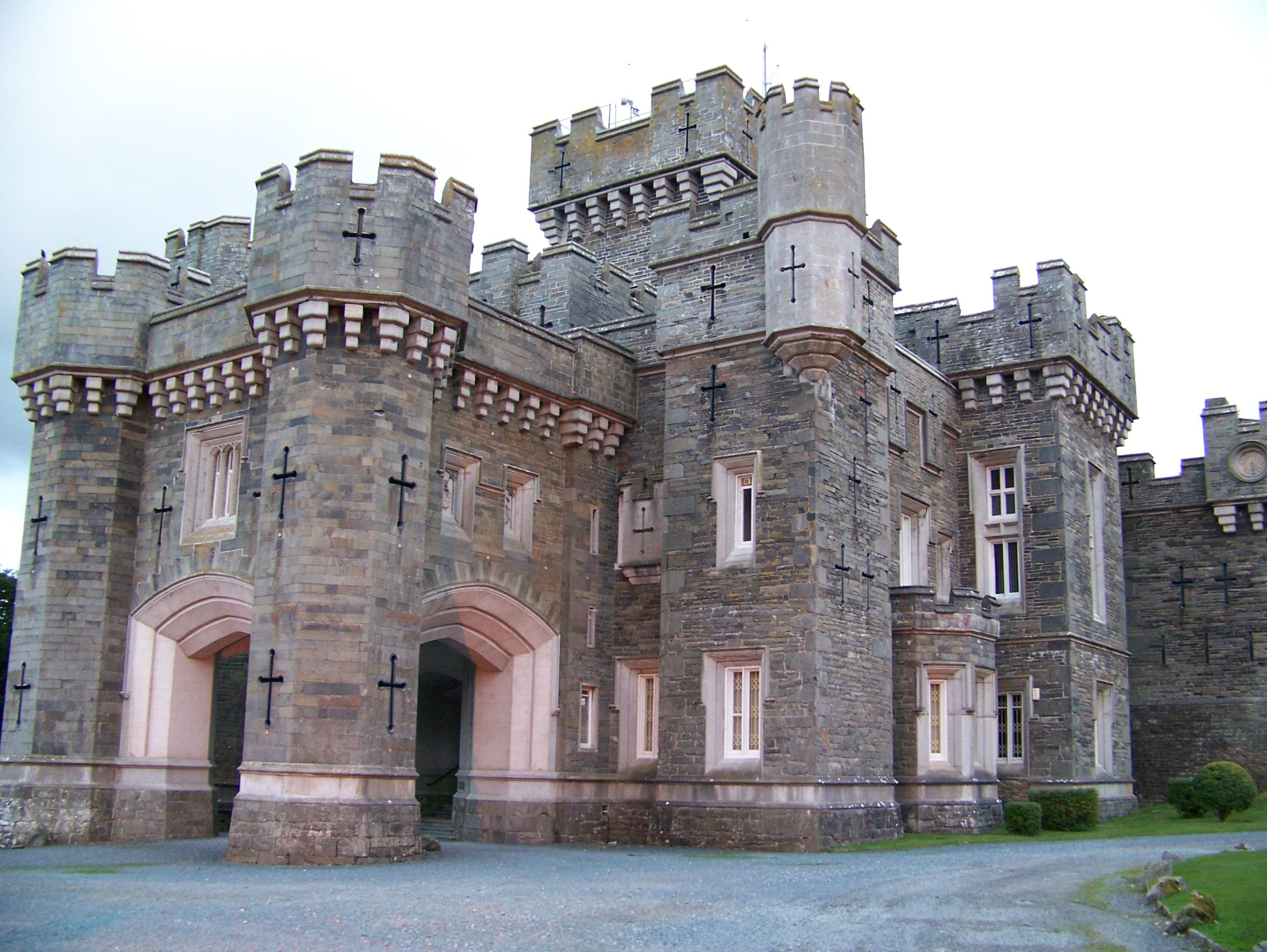 Wray Castle 2832—2128 Castle Ideas Pinterest